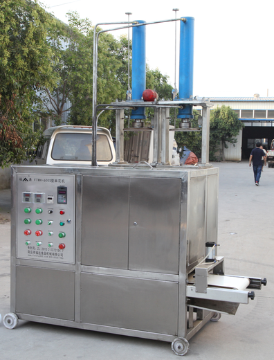 麻花机采用先进技术保证了机器的实用性